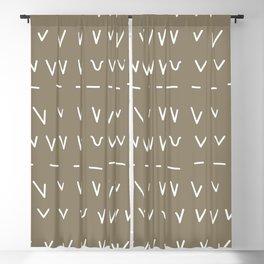 TALLY Blackout Curtain