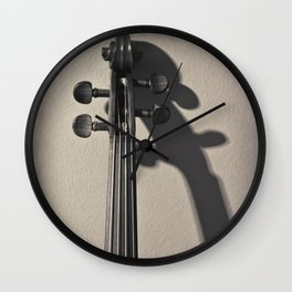 Viola Wall Clock