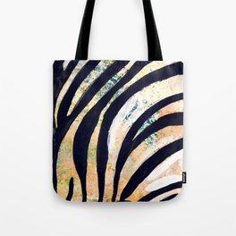 Color Stripes Tote Bag