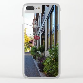 St Augustine II Clear iPhone Case