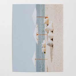 summer beach ii Poster