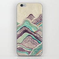 minerals iPhone & iPod Skins featuring Hillside by rskinner1122