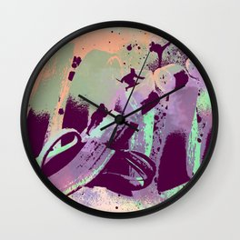Fruit Ninja by GEN Z Wall Clock