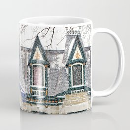 The Enchanting Winter Coffee Mug
