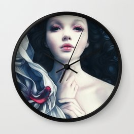 Flourish Wall Clock