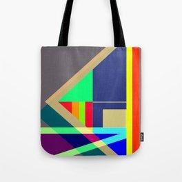 DASHING by Kimberly J Graphics Tote Bag