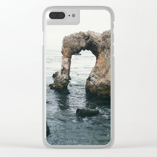 Pirate's Cove Clear iPhone Case