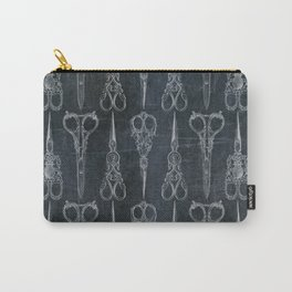 Gothic/Victorian Scissors Carry-All Pouch