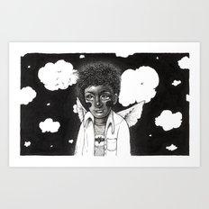 Angelito Art Print