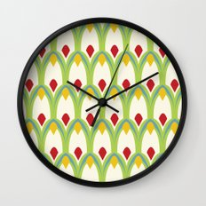 Vintage: Arches Wall Clock