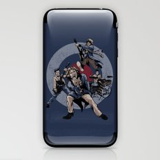 The WHOs iPhone & iPod Skin