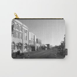Early Morning on Main Street Carry-All Pouch