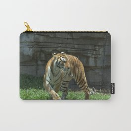 Prancing Tiger Carry-All Pouch