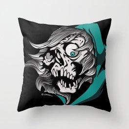 CREEP Throw Pillow