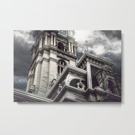 Philadelphia City Hall | 01 Metal Print