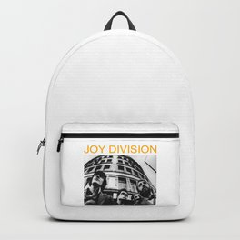 Joy Division merch Backpack