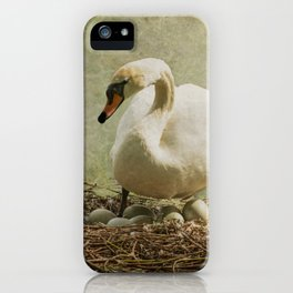 EGGS OVER EASY iPhone Case