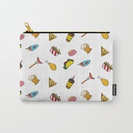 Calorie Counting Junk Food Carry-All Pouch