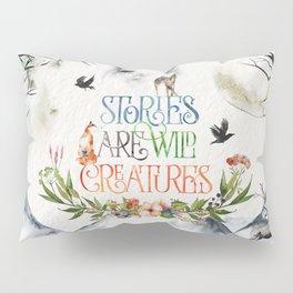Stories Pillow Sham