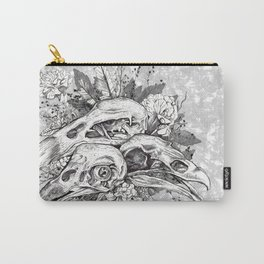 Skull Pile Carry-All Pouch