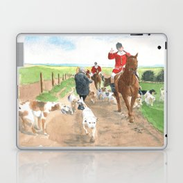 Foxhunt 3 Laptop & iPad Skin