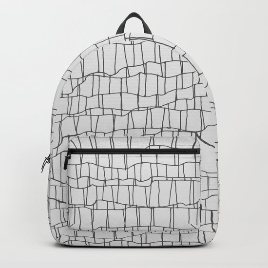pattern 0054 Backpack
