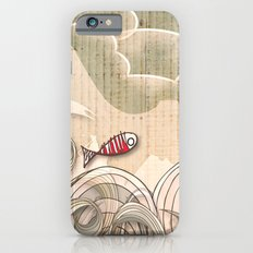wave scape iPhone 6s Slim Case