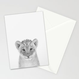 Baby Lion Stationery Cards