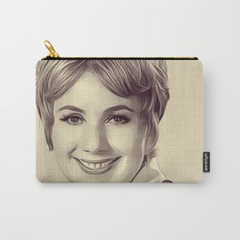 Shirley Jones, Vintage Actress Carry-All Pouch
