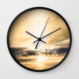 Cloudio Di Porno IV Wall Clock
