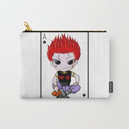 Chibi Hisoka Ace Card Carry-All Pouch