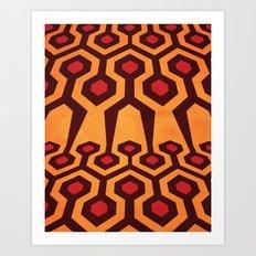 Geometri II Art Print
