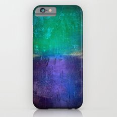 Untitled purple and green iPhone 6s Slim Case