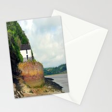 Dylan Thomas.The Boathouse. Stationery Cards