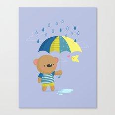 Rainy Season Canvas Print