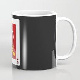 Queen of Diamonds - Berseker queen Coffee Mug