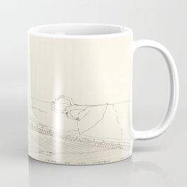 Peine de los Vientos Coffee Mug