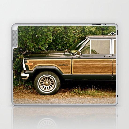 Beach Car Laptop & iPad Skin