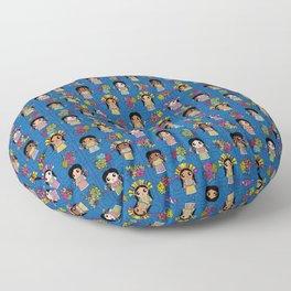 Munecas Floor Pillow