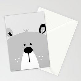 Hello Bear Stationery Cards
