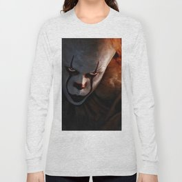 Pennywise The Dancing Clown - IT Long Sleeve T-shirt