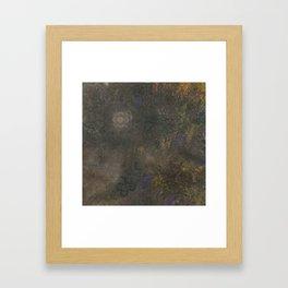 Raking Light 2 Framed Art Print