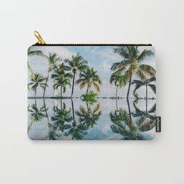Mirror jungle Carry-All Pouch