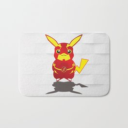 Super Pikaflash Bath Mat