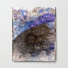 Mass Sighting Metal Print