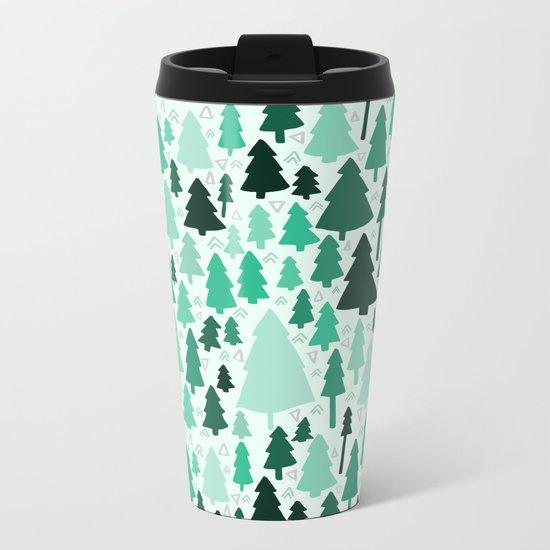 Wild & Woodsy Metal Travel Mug
