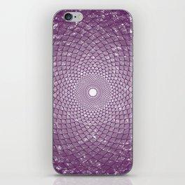 The Crown Chakra iPhone Skin