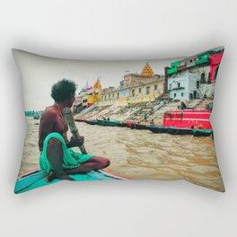 Ganges Rectangular Pillow