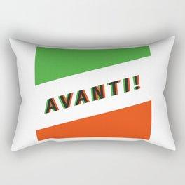AVANTI! - Square - Living Hell Rectangular Pillow