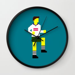 Soccer Mosaic Kit Wall Clock